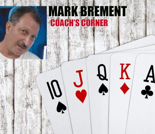 Mark Brement - Coached Cornet - Ante Up Magazine