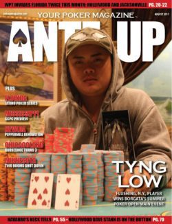 Ante Up Magazine - August 2011 Issue