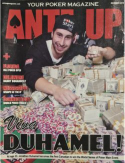 Ante Up Magazine - December 2010 Issue