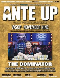 Ante Up Magazine - December 2015 Issue