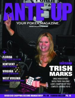 Ante Up Magazine - February 2010 Issue