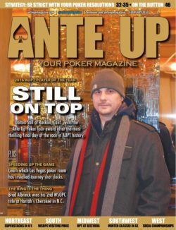 Ante Up Magazine - February 2017 Issue