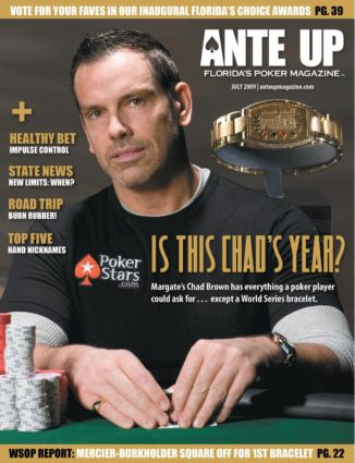Ante Up Magazine - July 2009 Issue