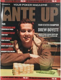 Ante Up Magazine - March 2011 Issue