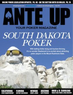 Ante Up Magazine - July 2012 Issue