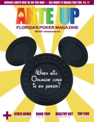 Ante Up Magazine - June 2009 Issue