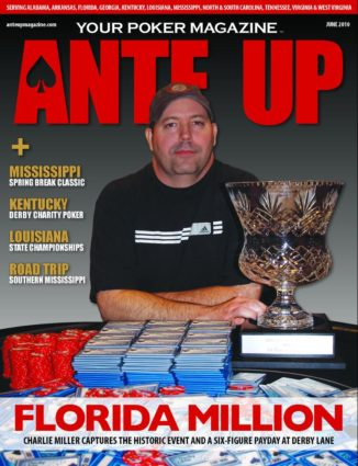 Ante Up Magazine - June 2010 Issue