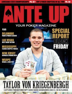 Ante Up Magazine - June 2011 Issue