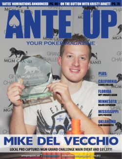 Ante Up Magazine - June 2012 Issue