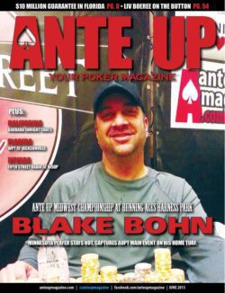 Ante Up Magazine - June 2013 Issue