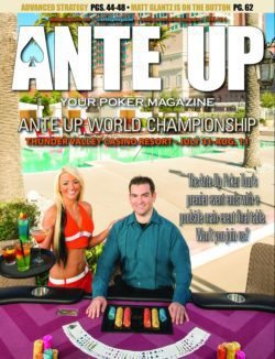 Ante Up Magazine - June 2014 Issue