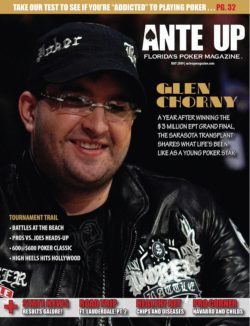 Anteup Magazine - May 2009 Issue