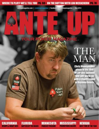Ante Up Magazine - May 2012 Issue