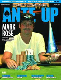 Ante Up Magazine - October 2010 Issue