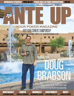 Ante Up Magazine - October 2016 Issue