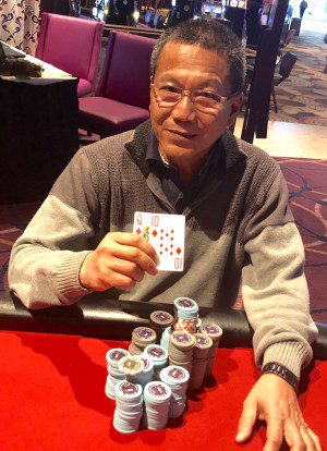 Hiep Doan wins Pearl River Poker Open Ante Up Poker Tour Event #5