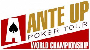 13 advance from Day 1A of Ante Up World Championship Event #14