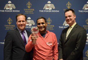 Dinh Vee wins Ante Up NorCal Classic at Ante Up World Championship