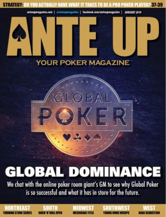 Ante Up Magazine - January 2019
