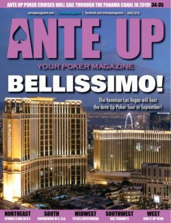 Ante Up Magazine - June 2018
