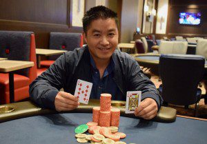 Ante Up Magazine Na Vue wins Event #15 of the Ante Up World Championship