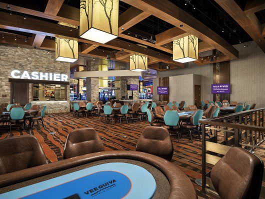 Gila River Hotels & Casinos – Vee Quiva - Ante Up Poker Tour