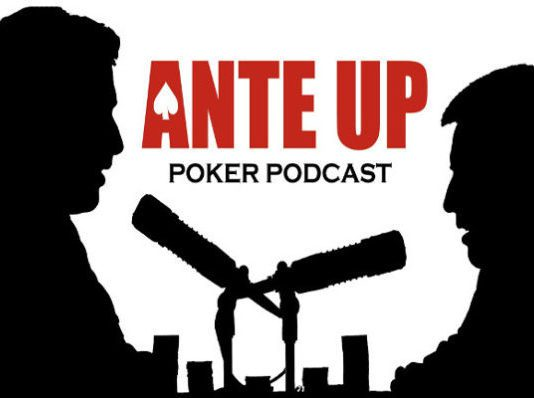 Ante Up Poker Podcast
